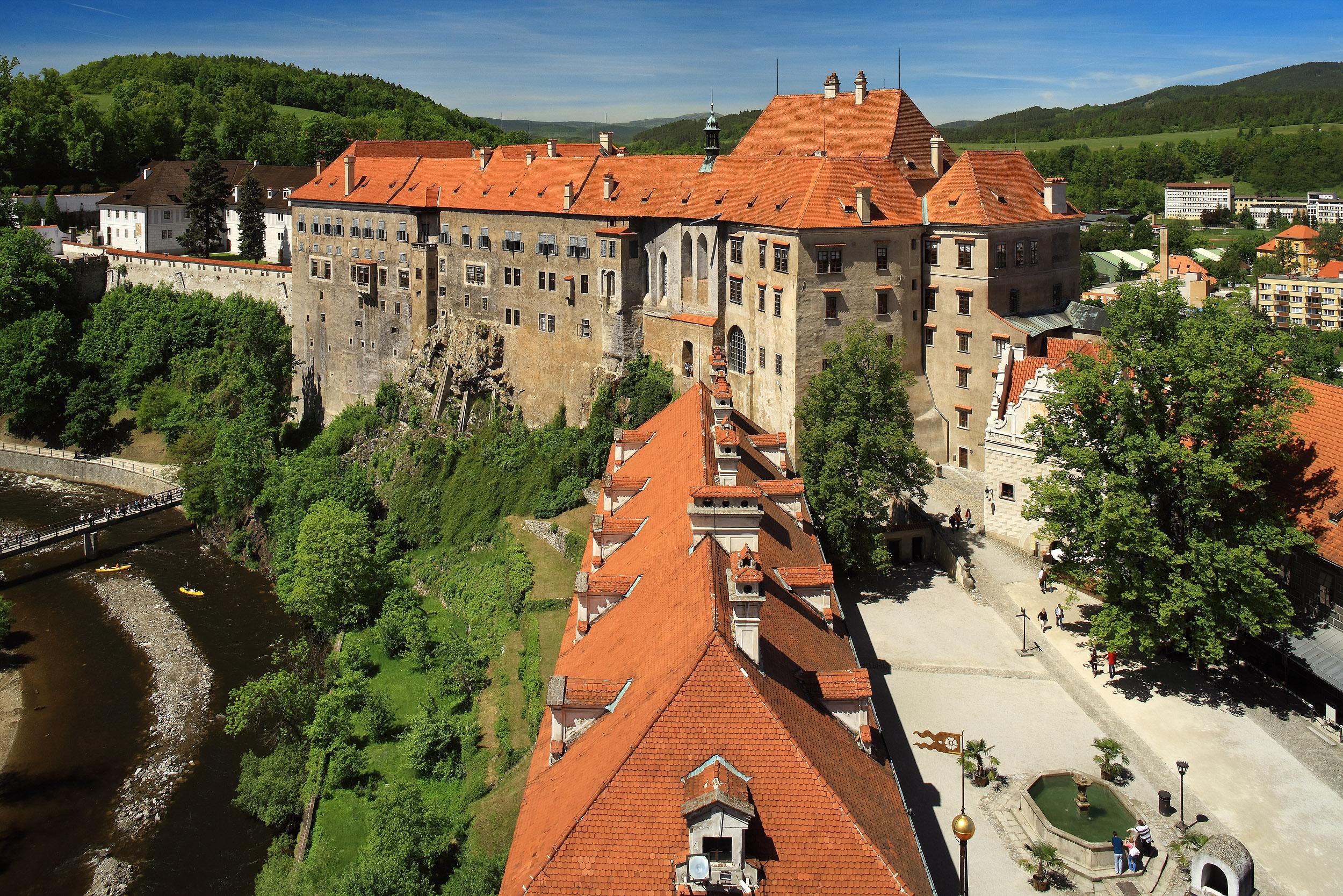 nabidka aktivit - ubytovaní český krumlov